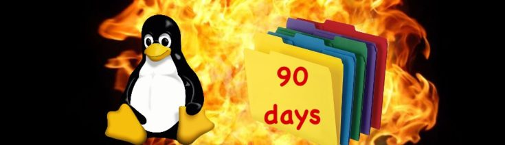 Linux: How to Delete Files Older than Number of Days - Info